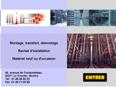Rayonnage industriel, rayonnage metallique