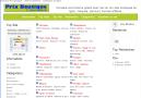 Annuaire Prix Boutique - Sites Ecommerce - boutiques en ligne