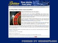Le blog Poker Casino