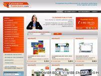 Calendrier d'entreprise et publicitaire