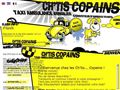 Chtis copains : taxi ambulance animalier