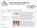 Jeux olympiques 2008