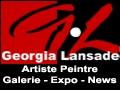 Georgia Lansade, artiste peintre