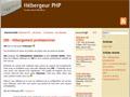Hébergeur PHP