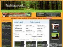 Annuaire des randonnées quad