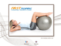 FIRST TRAINING STUDIO : Studio de personal training / coaching (sport, santé, beauté)