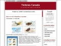 Timbres Canada - Le journal du timbre Canadiens