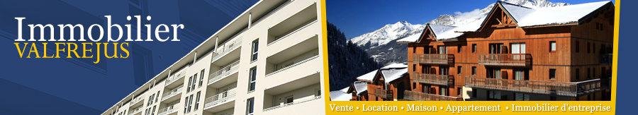 Immobilier Valfréjus