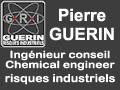 Pierre GUERIN, ingénieur conseil, spécialiste du risque industriel