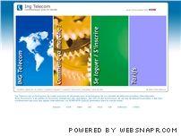 ING Telecom fournisseur de routes premium et wholesale pour la termina