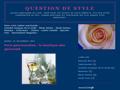 Question de Style galerie de boutiques  en ligne avec comparateur de p