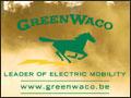 Green Waco: large gamme de voitures électriques