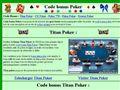 Code bonus titan poker